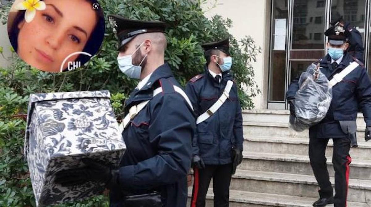 Uccisi chiusi valigia Firenze Elona
