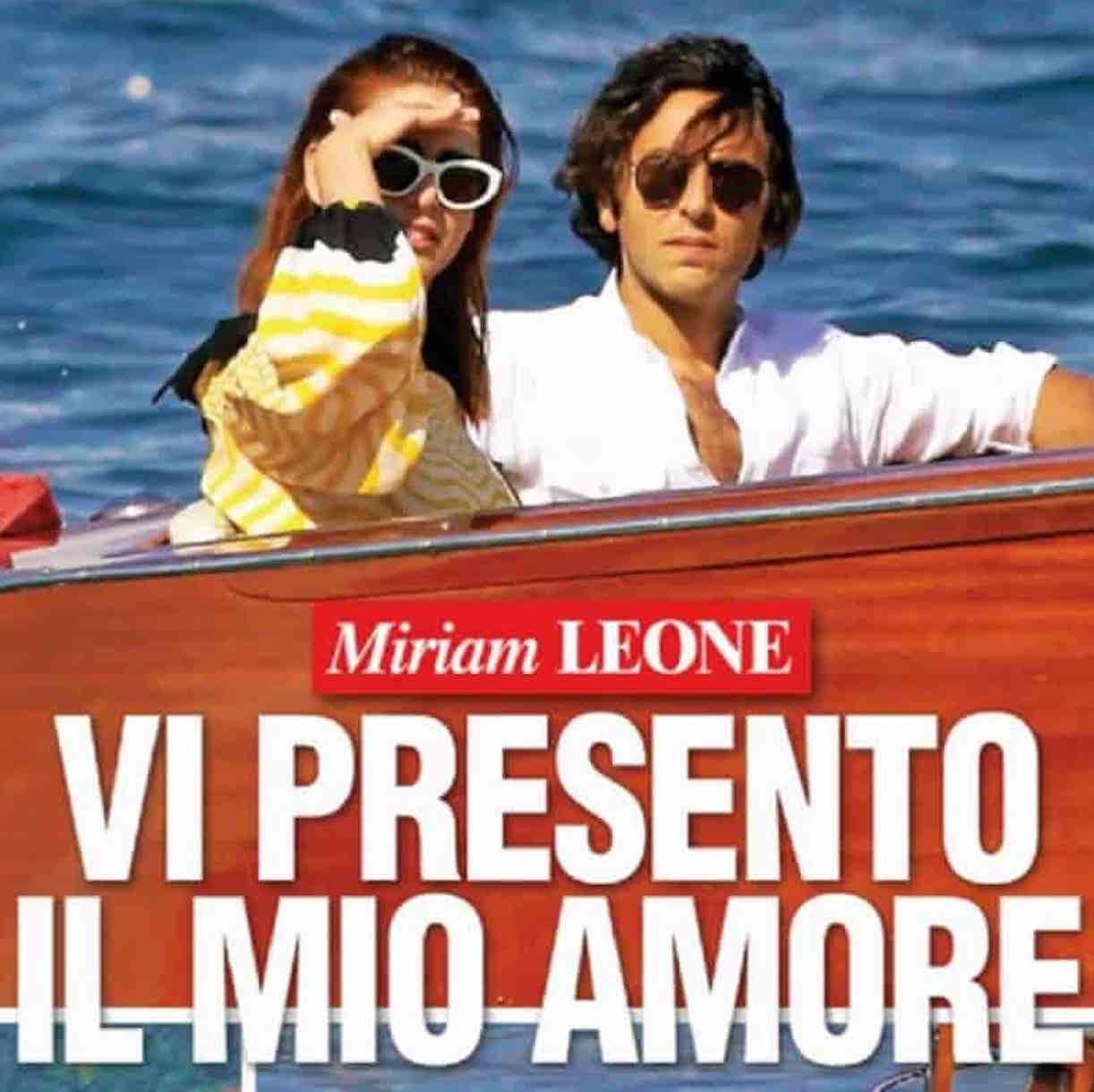 Miriam Leone matrimonio paolo cerullo