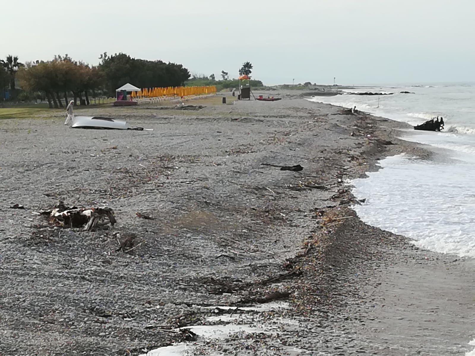 spiaggia Scerne di Pineto
