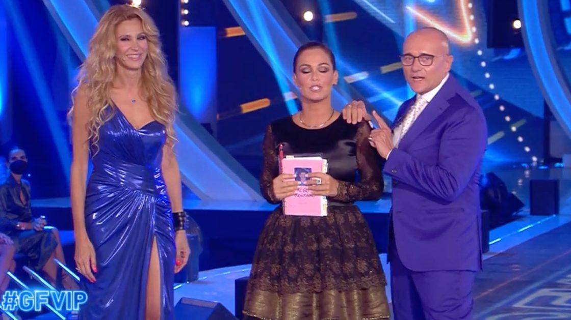 Sonia Bruganelli Adriana Volpe rivalità gf vip 6