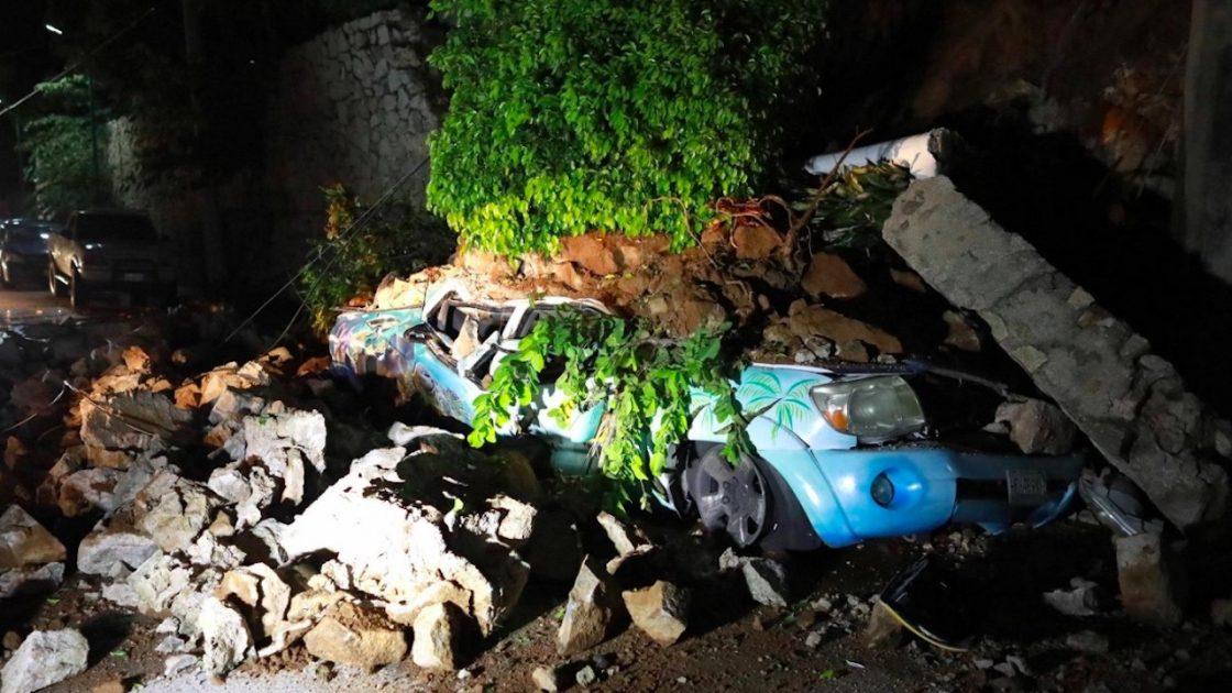 terremoto messico acapulco