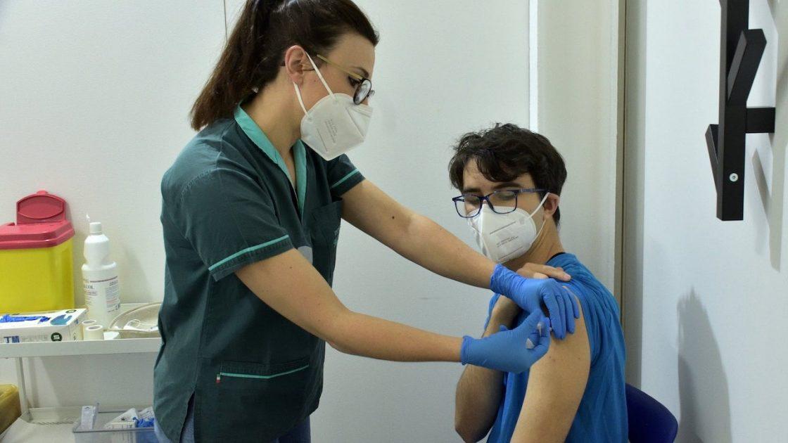 vaccino acqua fisiologica arezzo
