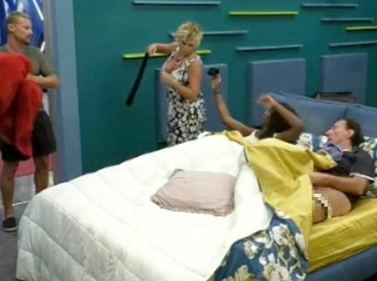Amedeo Goria Vera Miales GF Vip dedica amore matrimonio