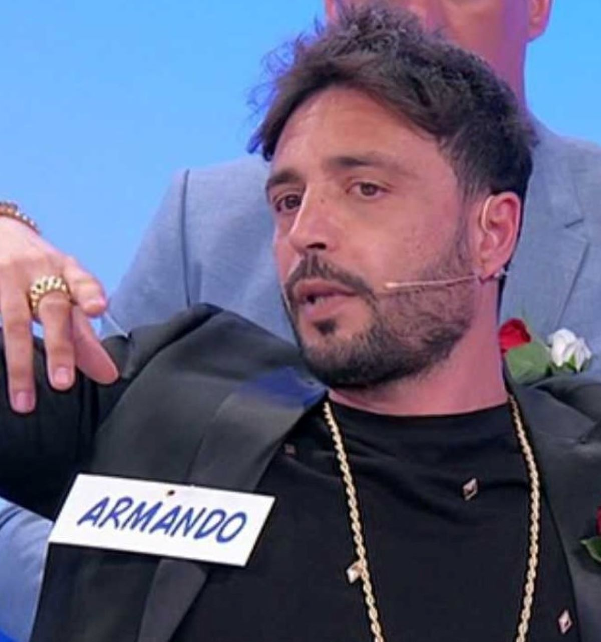 Armando Incarnato Uomini e Donne Cambio Look Capelli Critiche