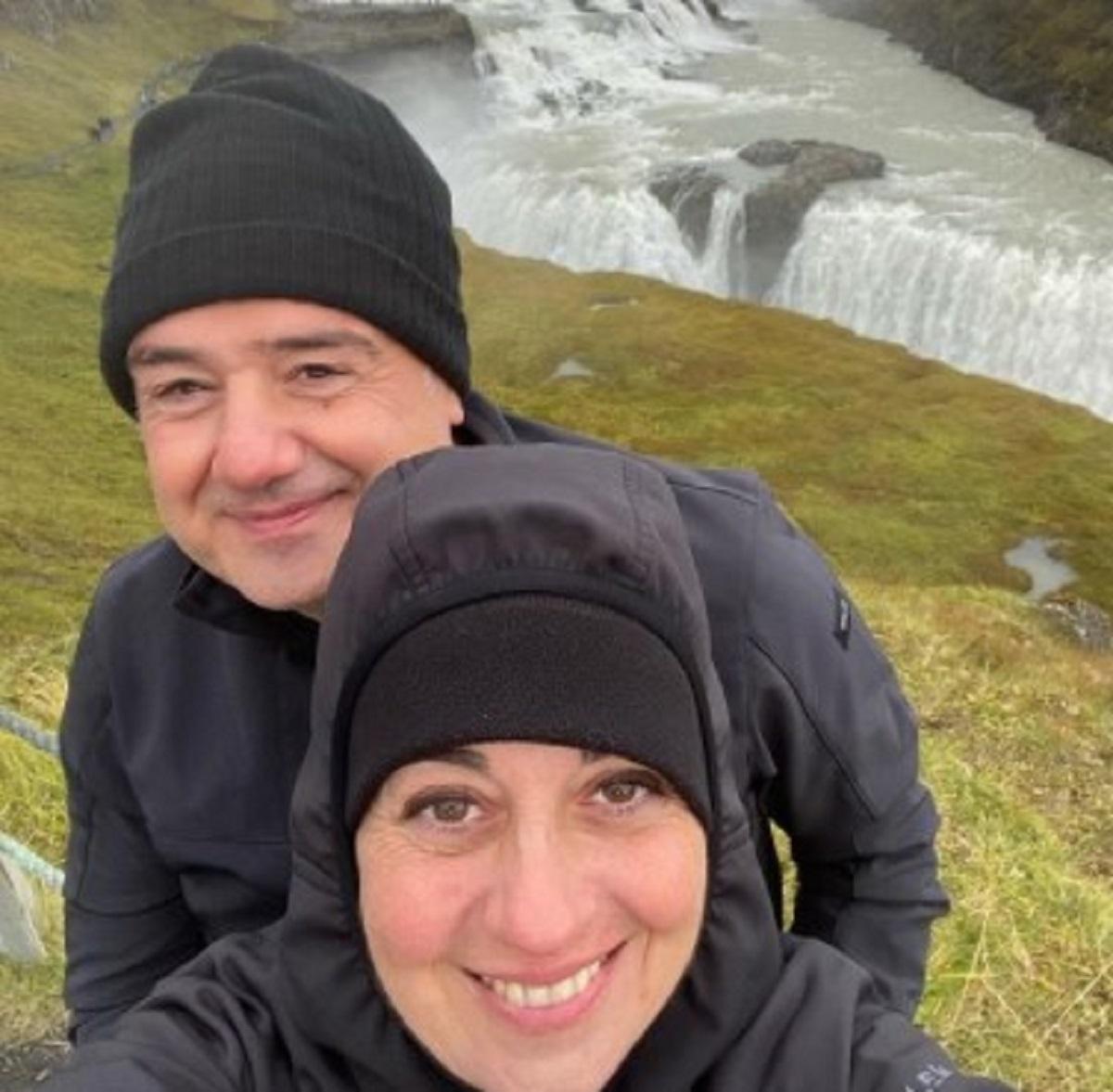 Benedetta Rossi marito Marco viaggio Islanda fuga amore