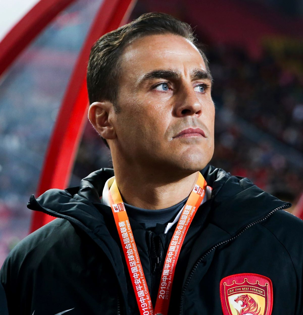 Fabio Cannavaro Lutto Morto Riccardo De Lella Allenatore