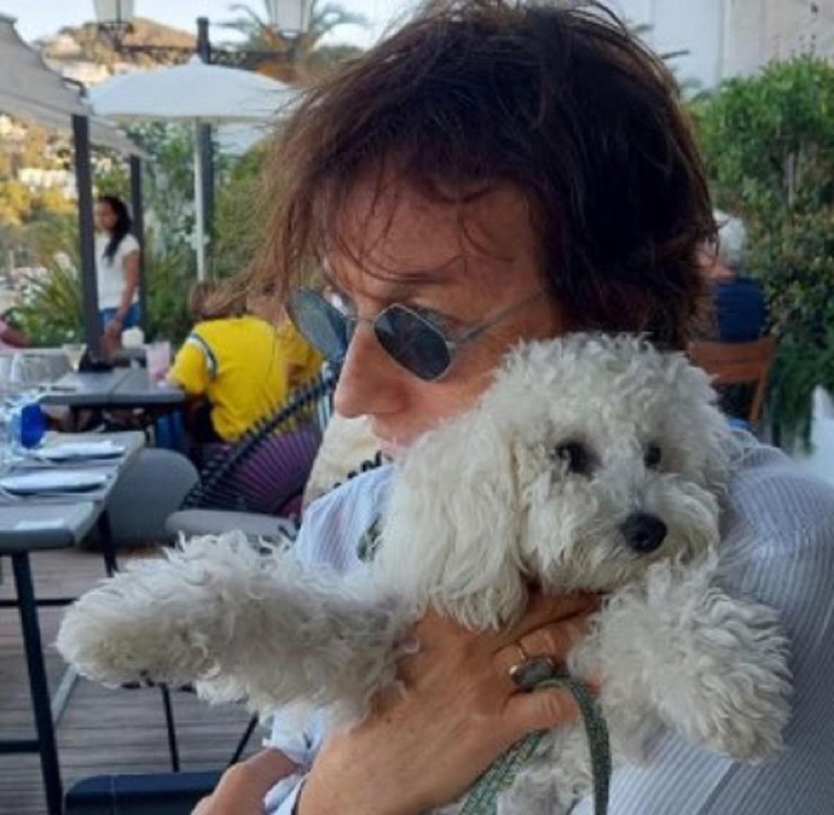 Gianna Nannini regalo figlia Penelope cagnolino