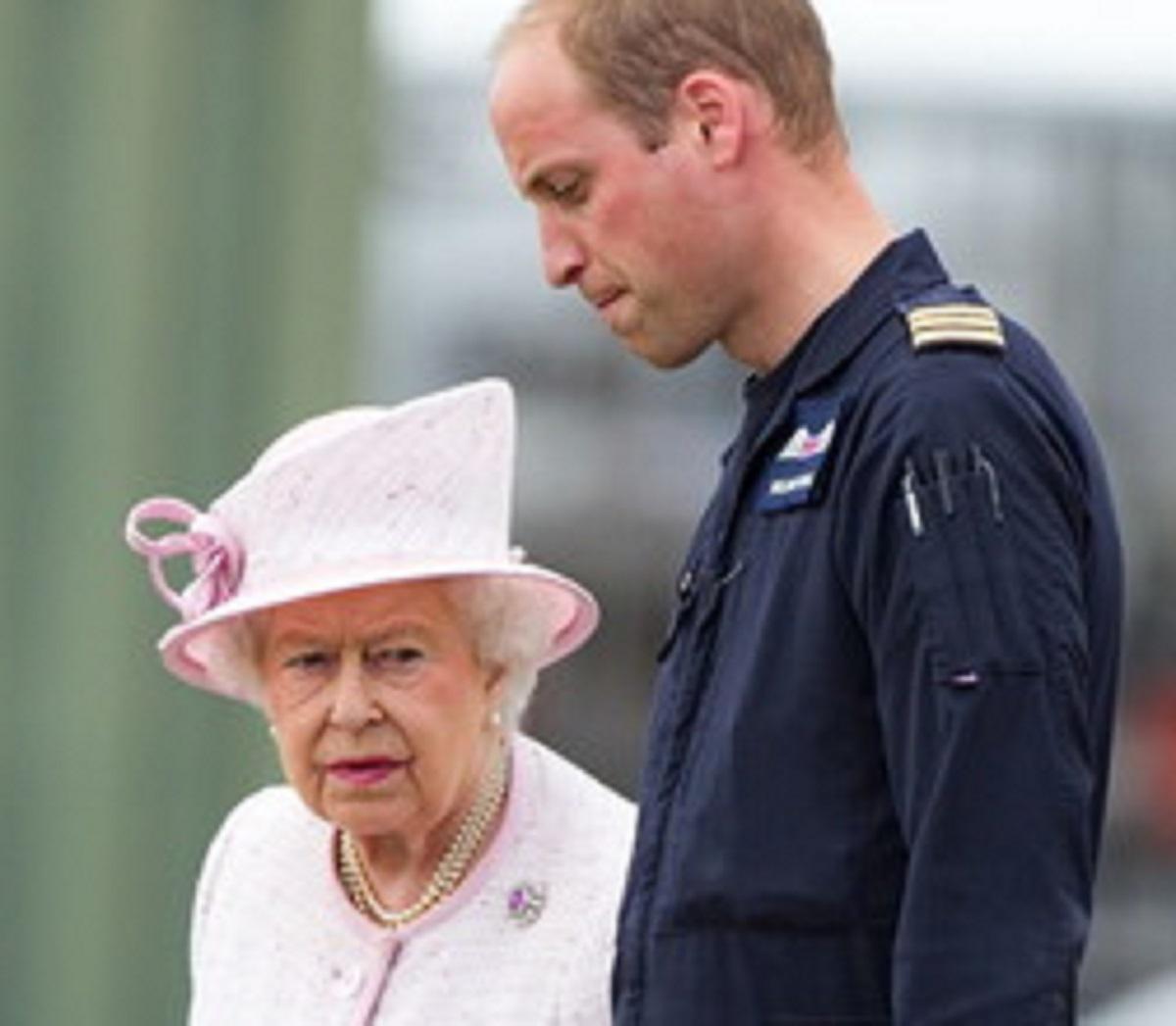 Principe William gesto choc fratello Harry