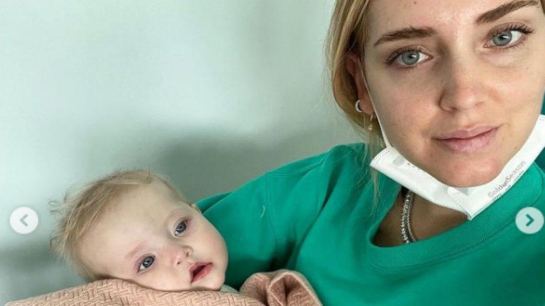Chiara Ferragni Figlia Vittoria Ospedale