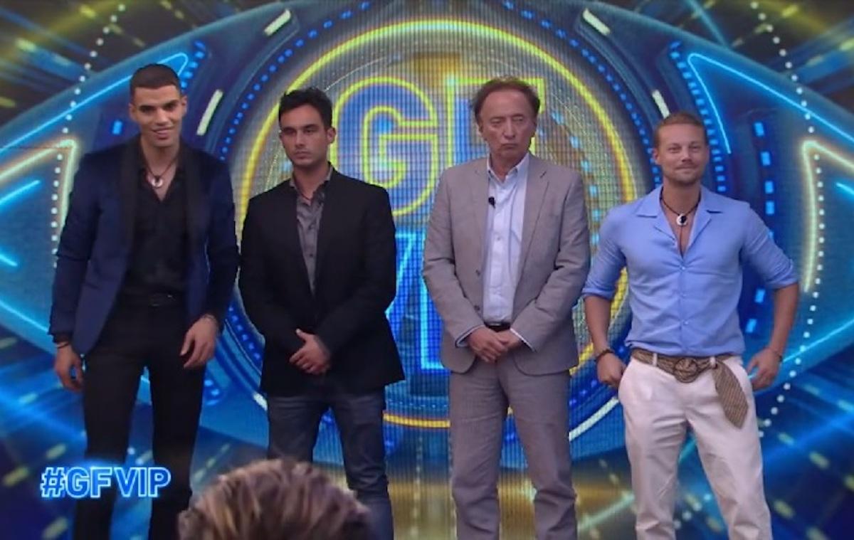 GF Vip 6 Samy Youssef eliminato