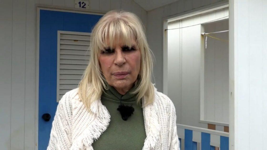 Gemma Galgani Bacio UeD Costabile