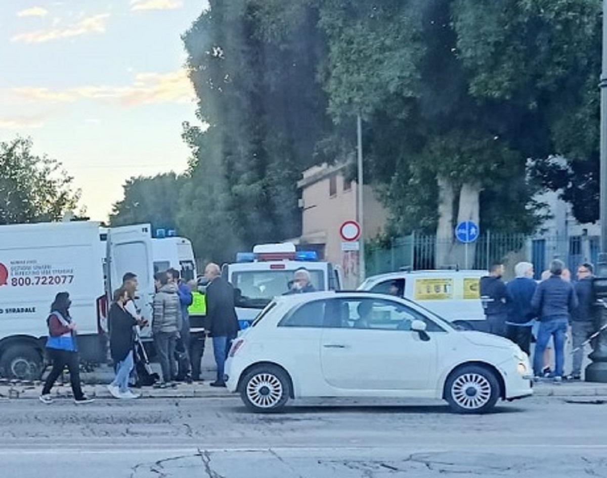 Palermo Giovanni Pagliaro 45 anni morto scooter pirata della strada fuga