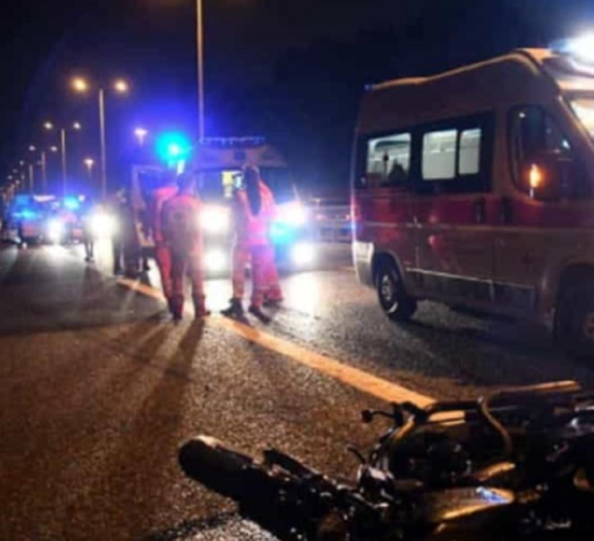 Treviso Giovanni Di Napoli morto 26 anni moto incidente