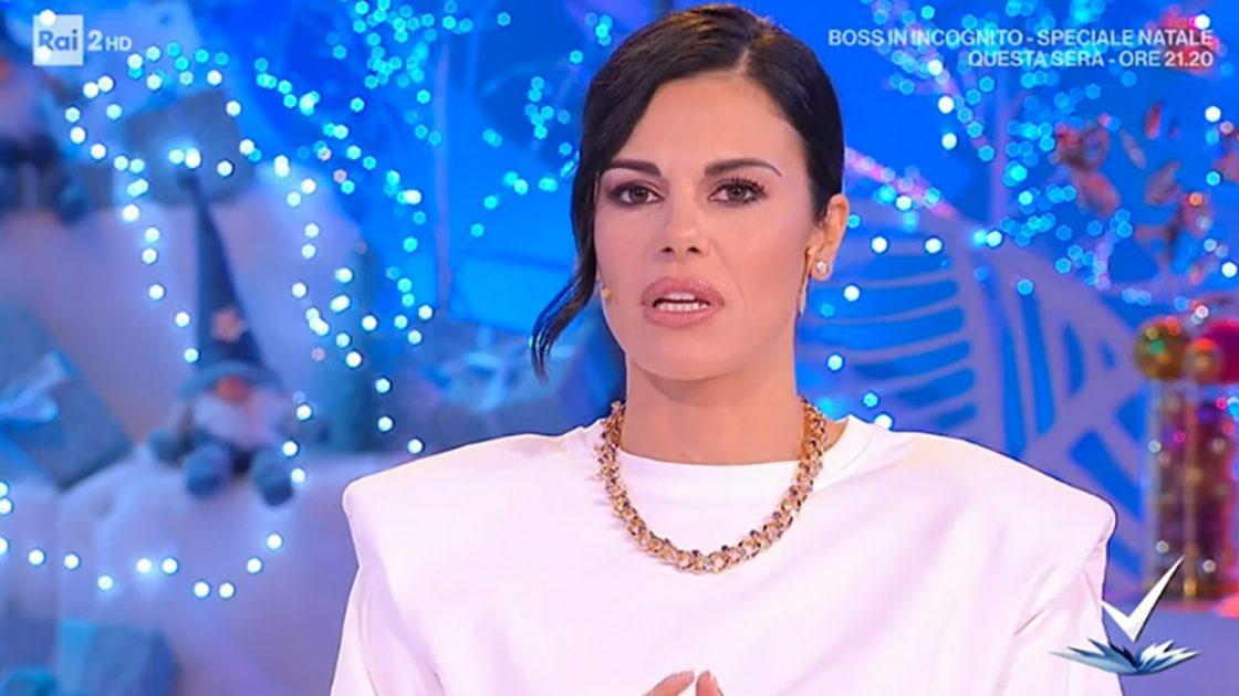 Bianca Guaccero Detto Fatto Commozione Mara Venier