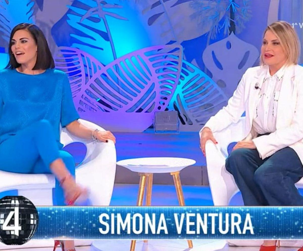 Bianca Guaccero Detto Fatto Gaffe Nonna Simona Ventura