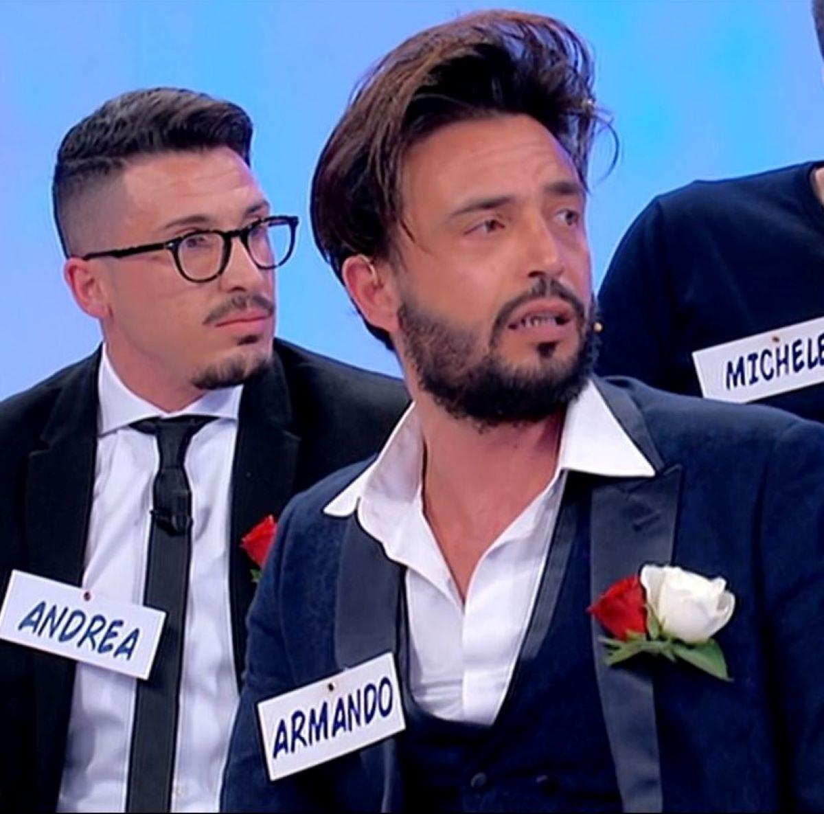 Armando Incarnato UeD Critiche Cambio Look