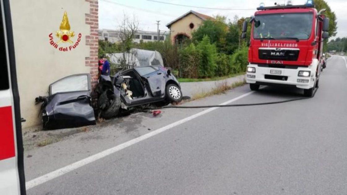 Incidente Cuneo Mondovì Morto Yassir Bardeesi