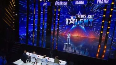 Italia's Got Talent Morto Mr Anthony