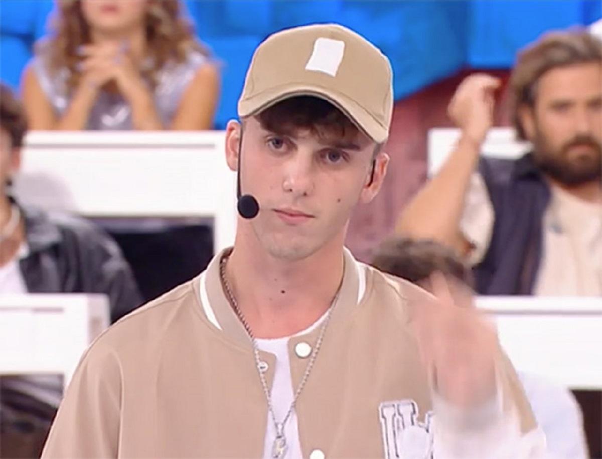 Gigi D'Alessio duetto figlio Luca