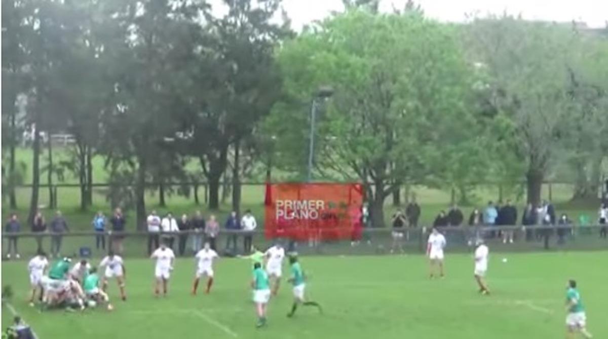 Lucas Pierazzoli morto campo rugby