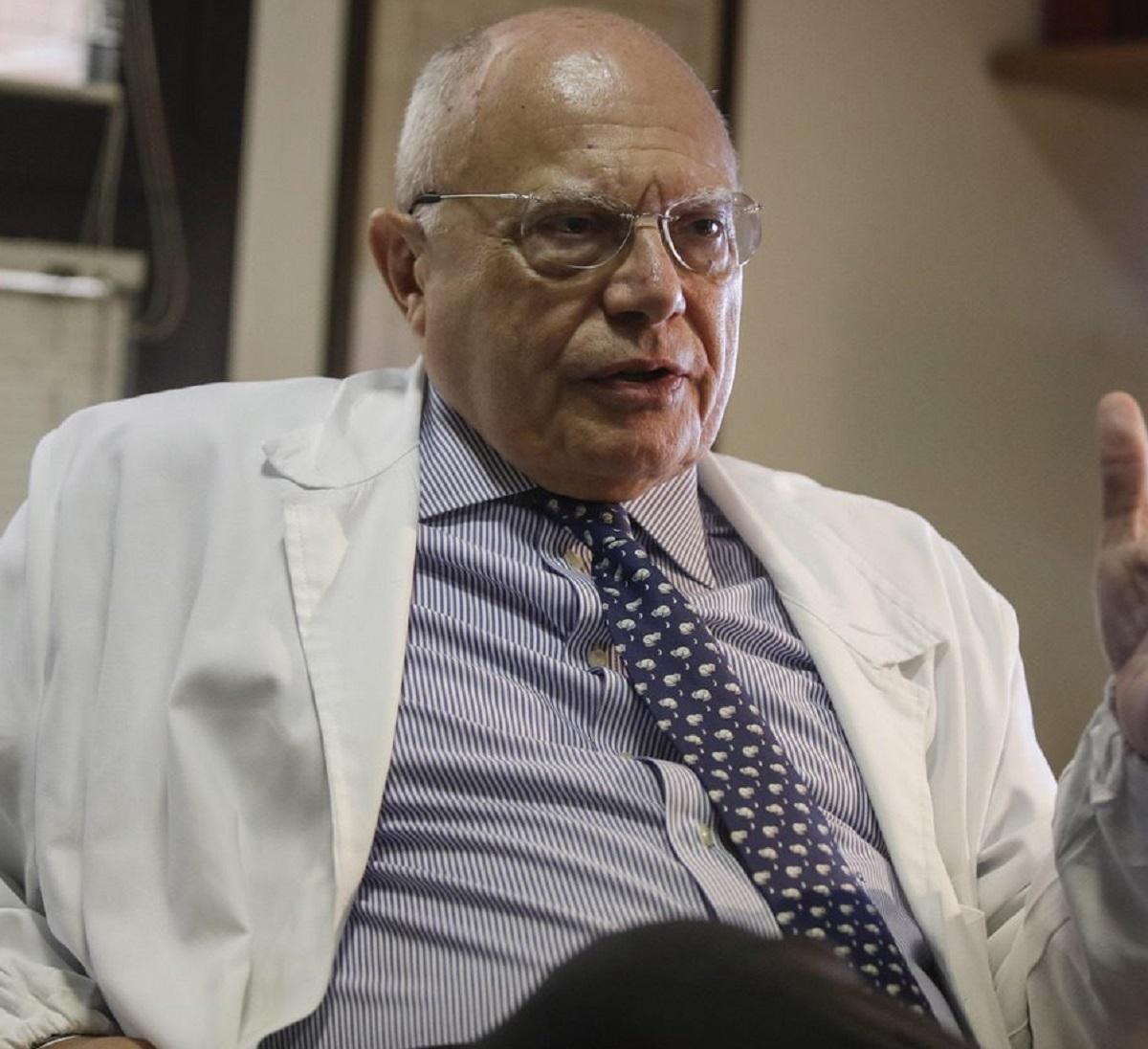 Massimo Galli vaccino covid terza dose pillola