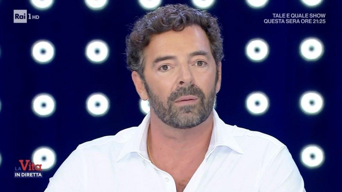 Alberto Matano La Vita in diretta Salta 4 Ottobre
