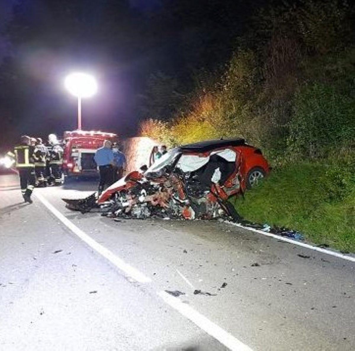 Silvia Berlanda Morta Incidente Stradale Denno