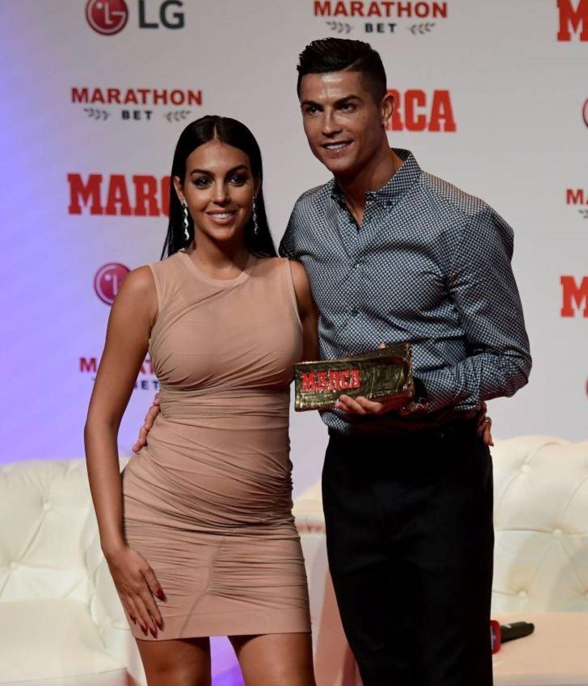 Cristiano Ronaldo Regalo Georgina Rodriguez Portagioielli 124 Mila Euro