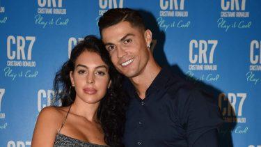 Cristiano Ronaldo Regalo Georgina Rodriguez