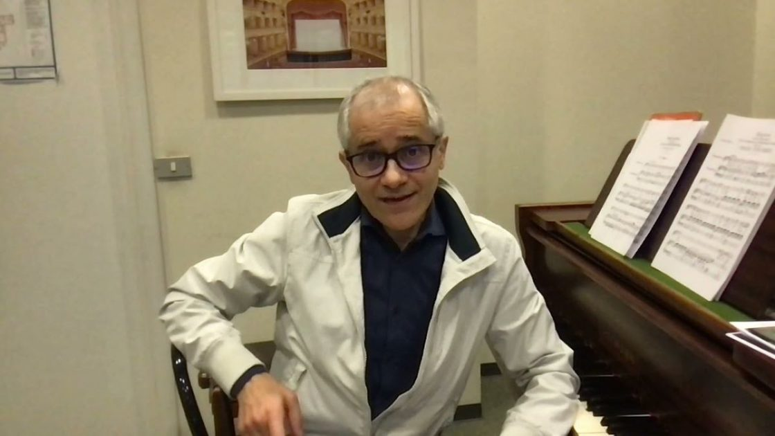 Antonio Rostagno Pianista Morto