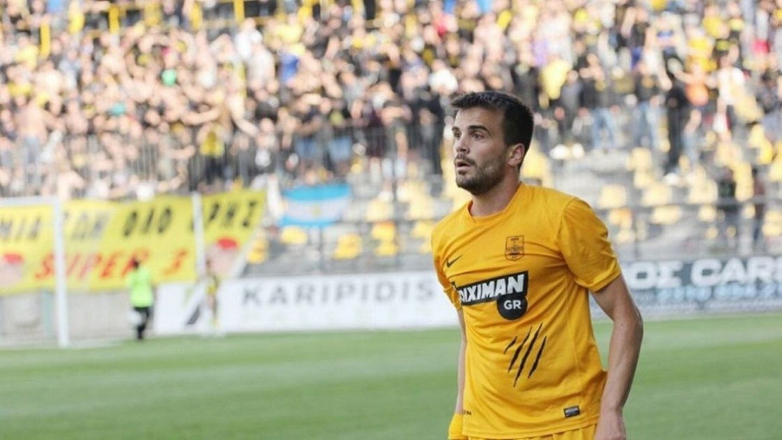 Nikos Tsoumanis Morto Lutto Calcio