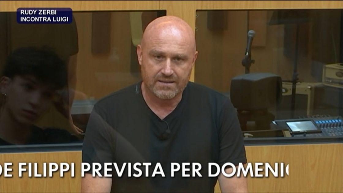 Rudy Zerbi Luigi Strangis Amici Diabete
