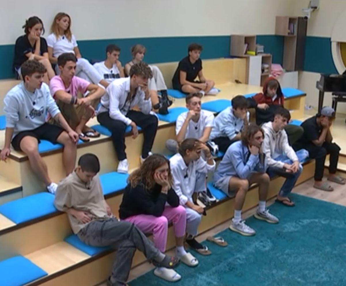 amici 21 la classe