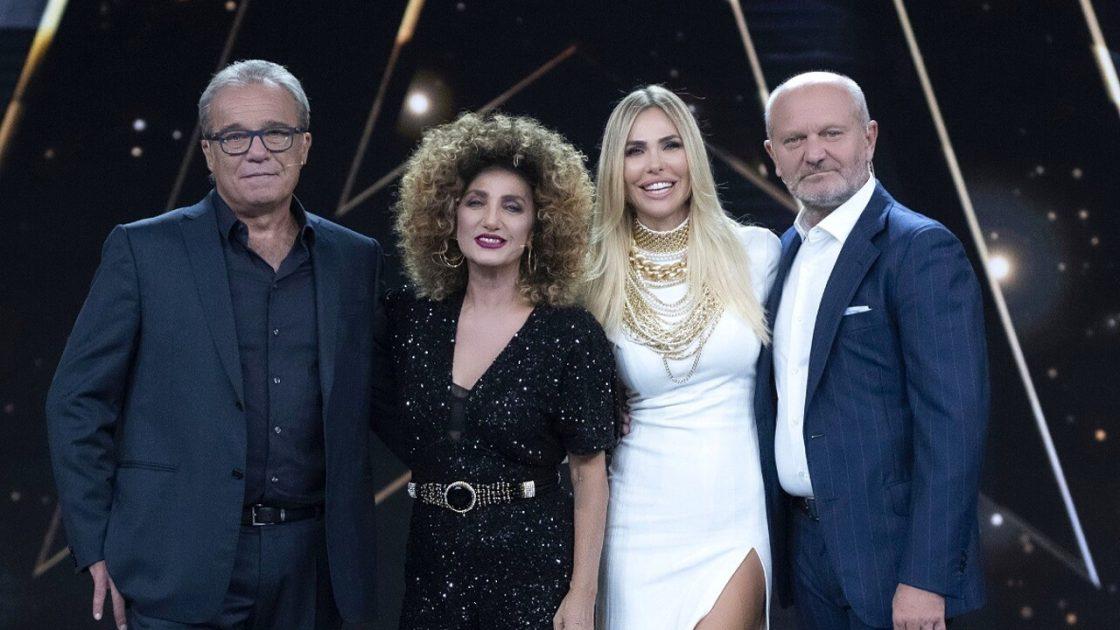 ascolti tv star in the star