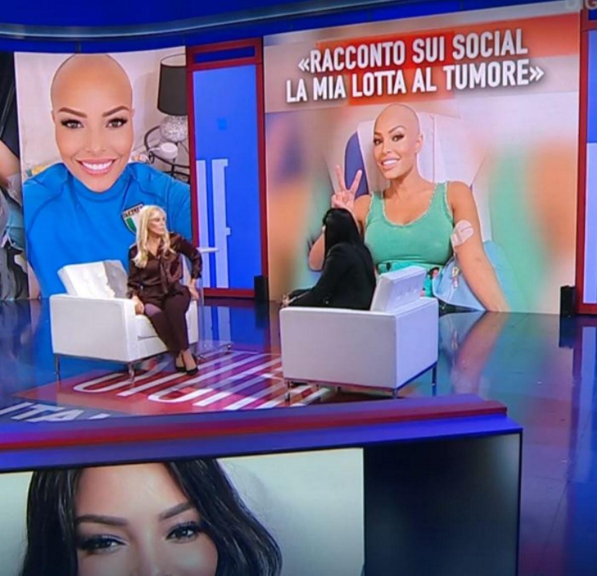 storie italiane eleonora daniele difende carolina marconi