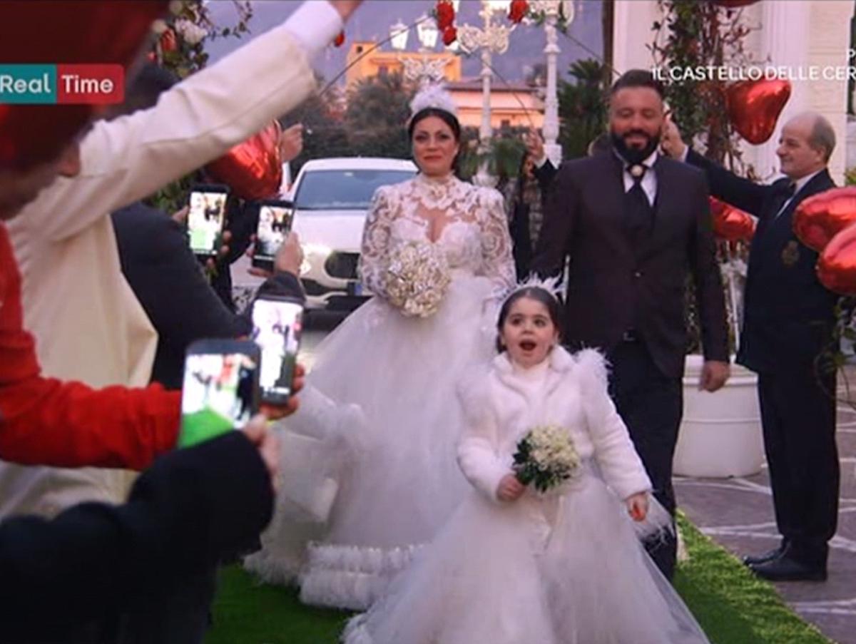 castello delle cerimonie prezzo matrimonio sonrisa