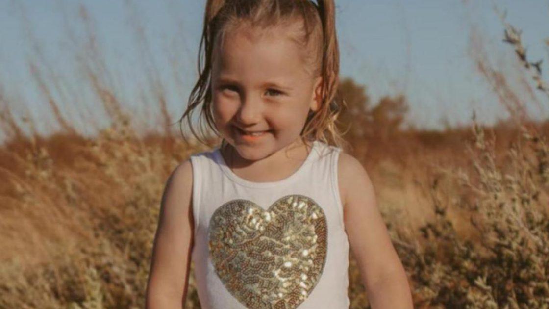 Cleo Smith bimba di 4 anni scomparsa australia