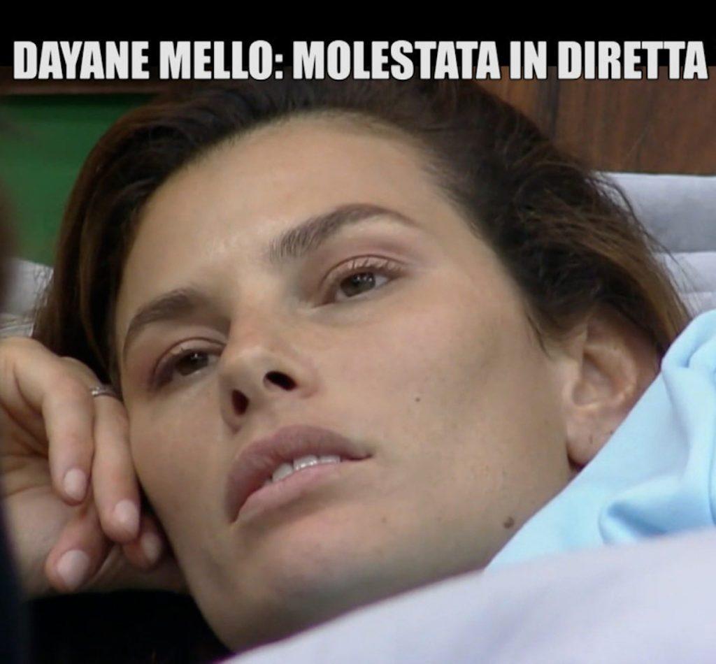 Dayane Mello scherzi a parte
