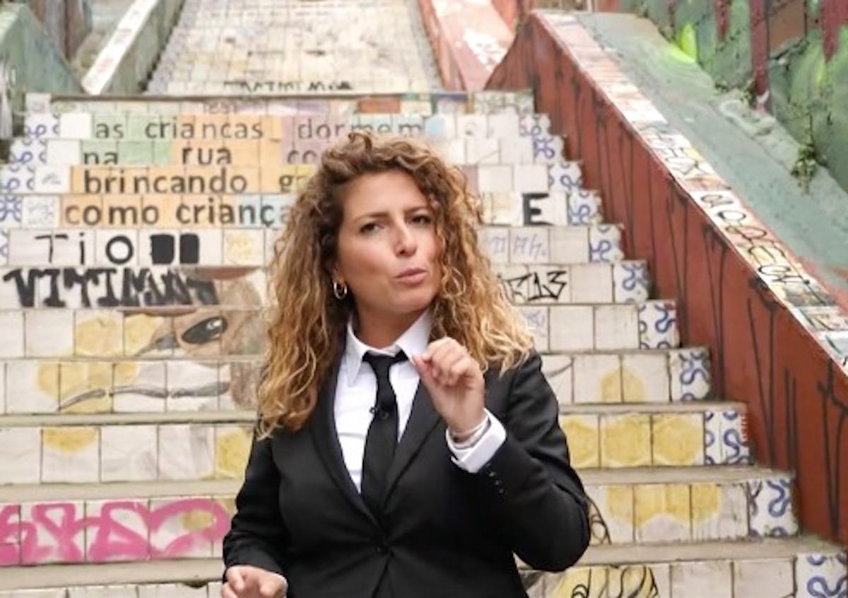 Dayane Mello Iene Brasile presunto stupro Fazenda video