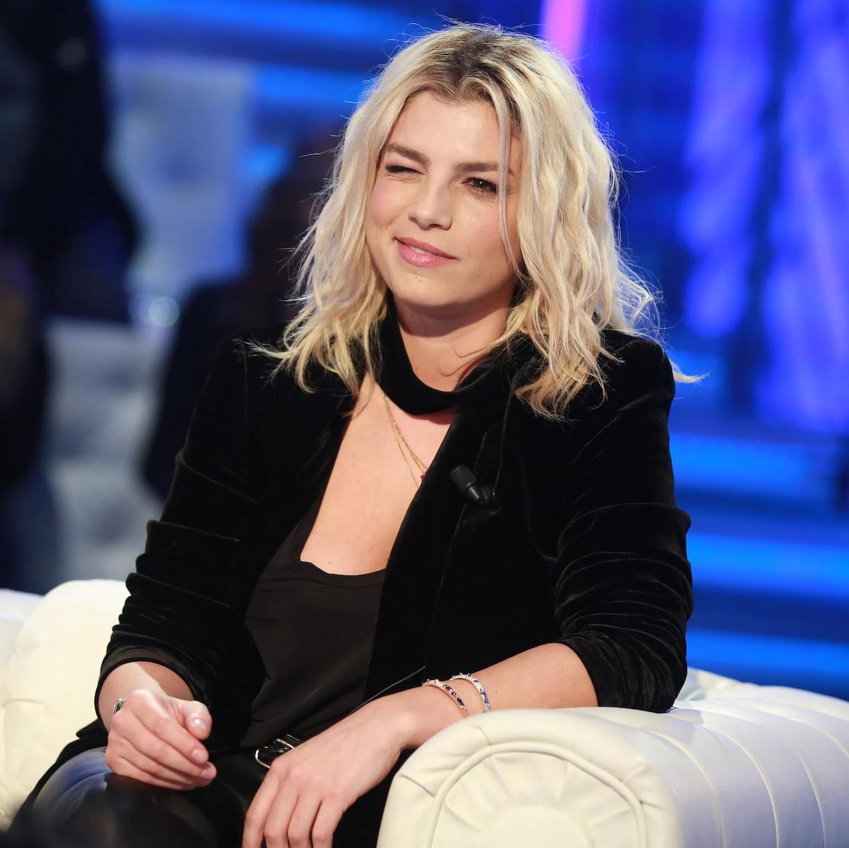 Elisabetta Canalis emma marrone marito