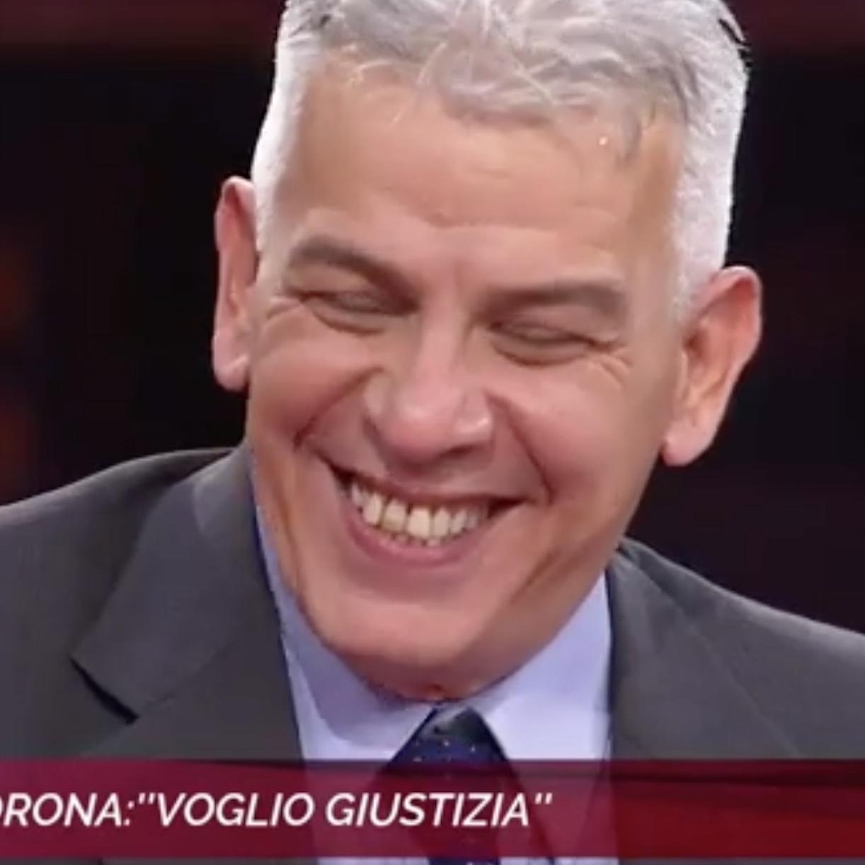 Fabrizio Corona scontro telese non è l'arena