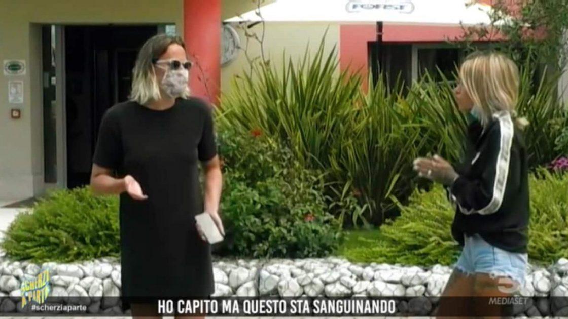 Federica Pellegrini scherzo fratello zoe cristofoli