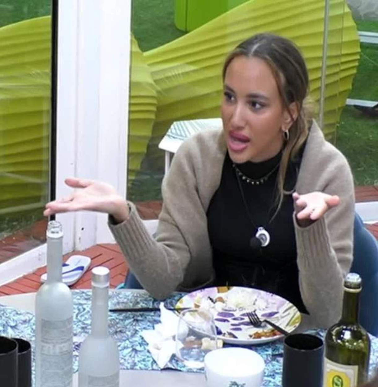 Francesca Cipriani dente tiramisu gf vip 6