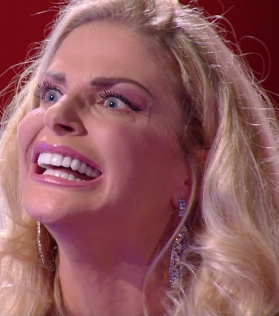 Francesca Cipriani urla pianto incontro fidanzato