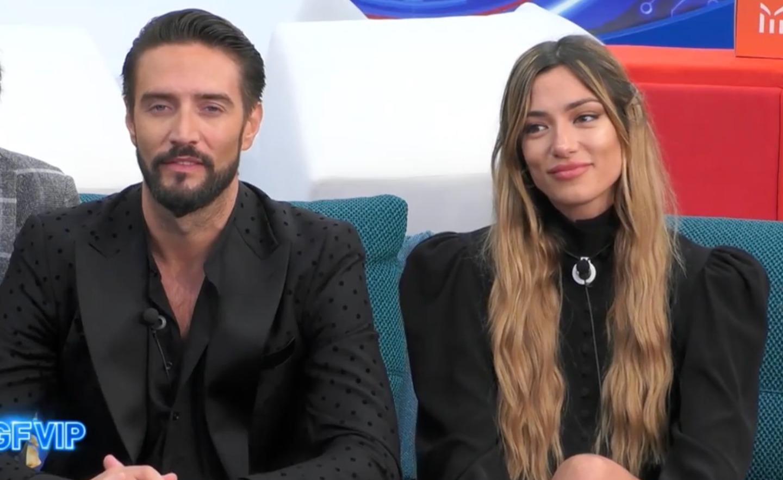 Alex Belli e Soleil Sorge, il bacio al GF Vip 6, l'imbarazzo in diretta e ora la confessione