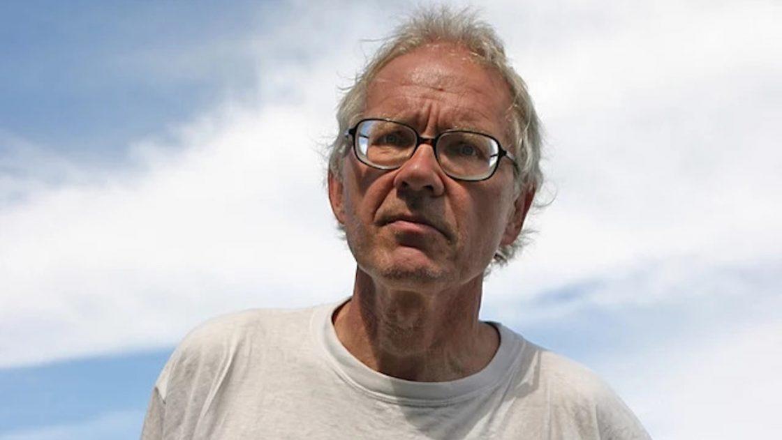 Lars Vilks morto vignettista