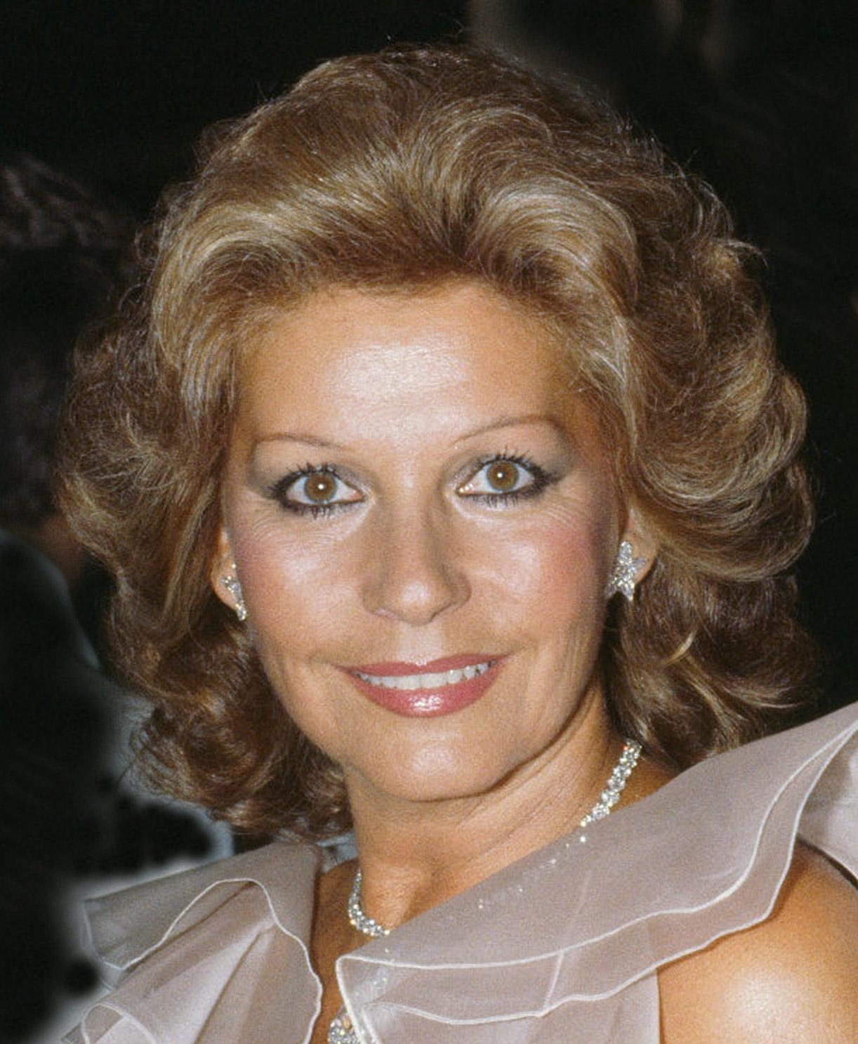 Luisa Mattioli morta moglie roger moore