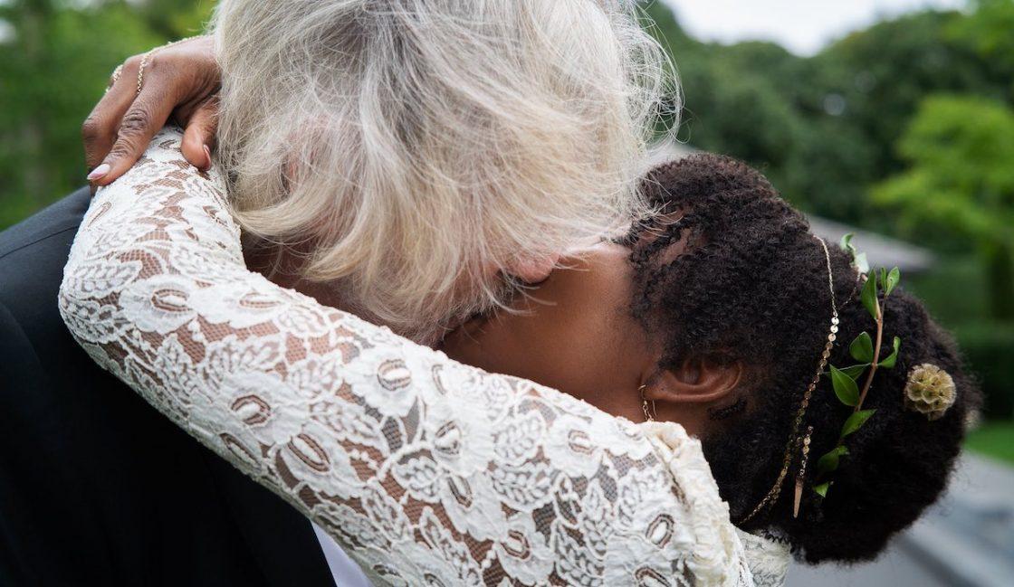 Roger Waters Pink Floyd matrimonio sposa foto