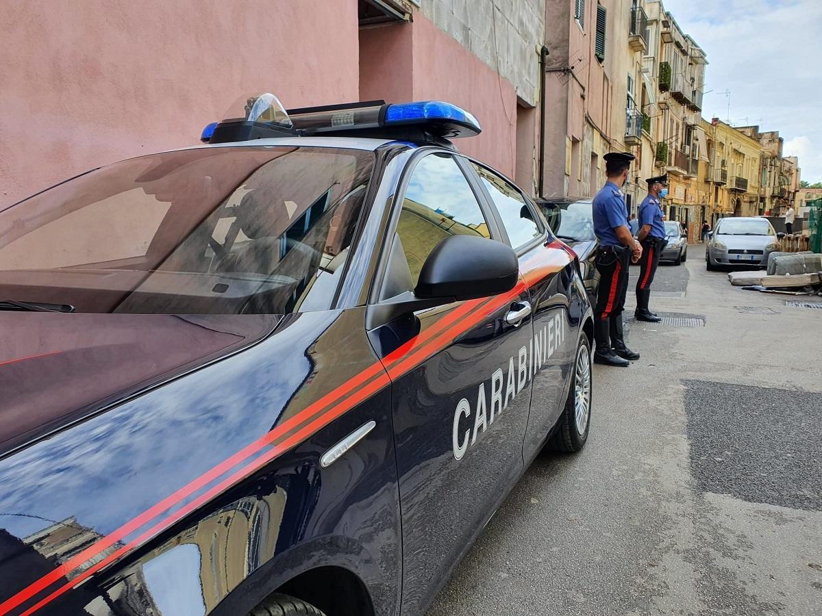 Carmine D'Onofrio carabinieri
