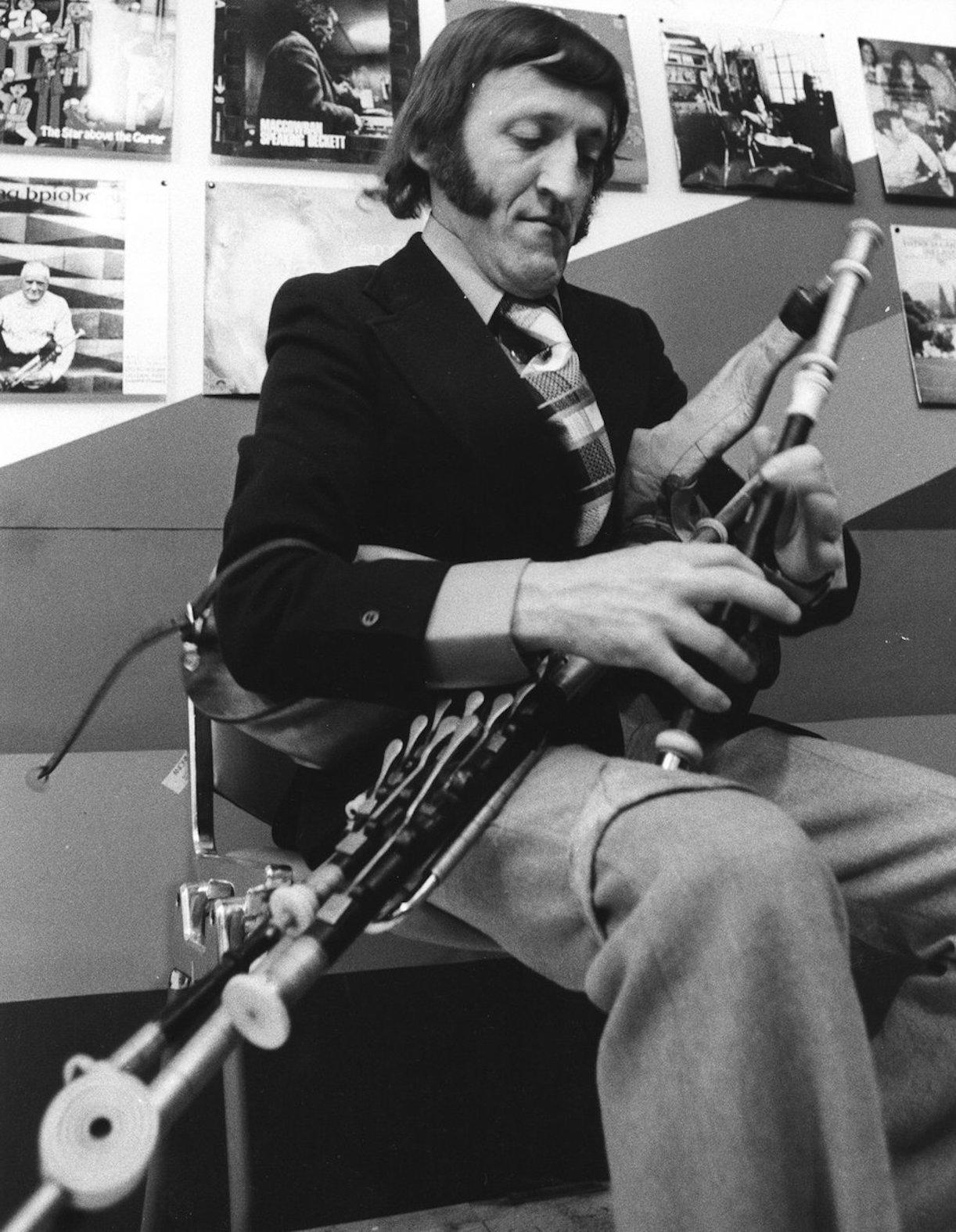 Paddy Moloney morto